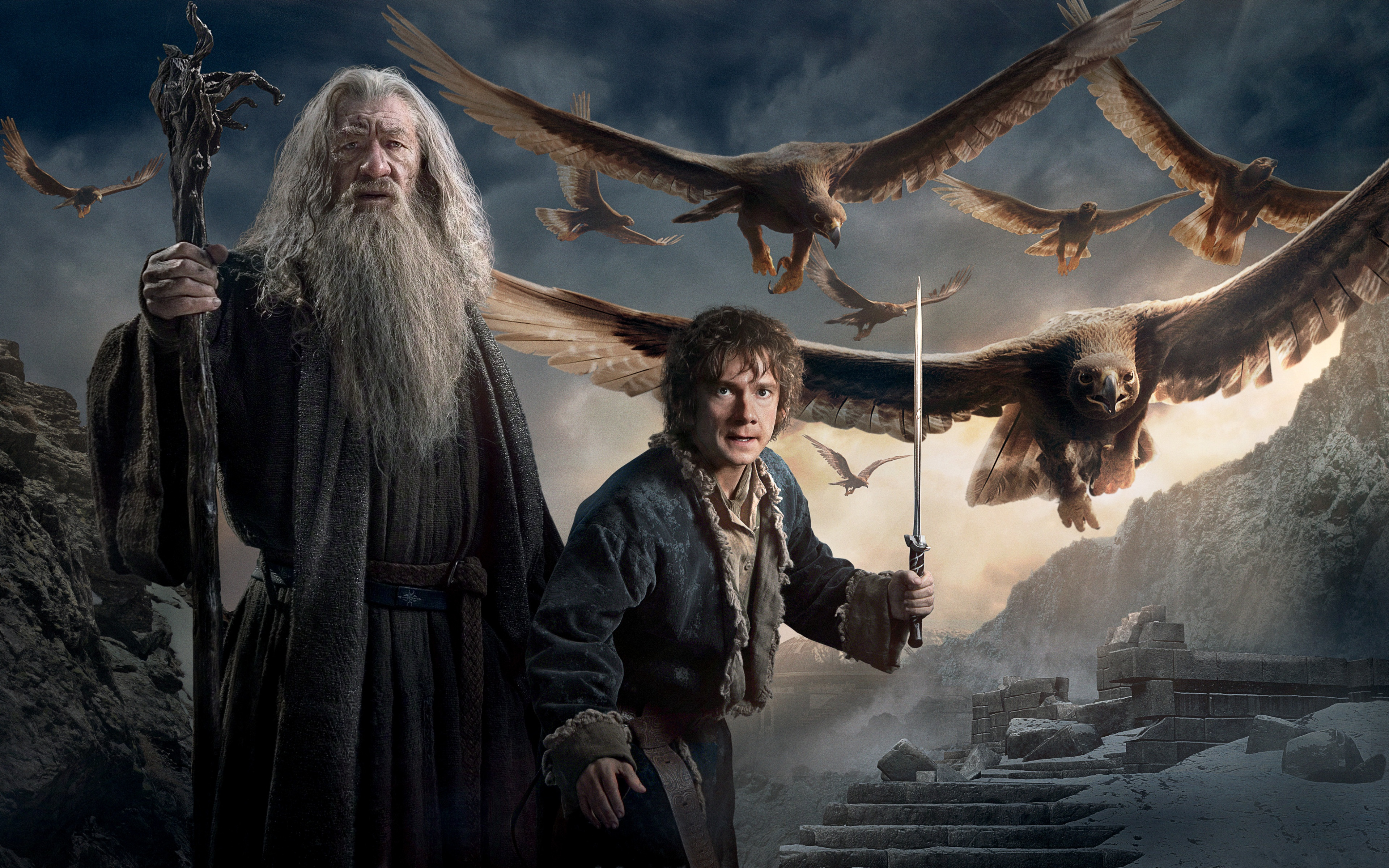 The Hobbit: The Battle of the Five Armies 4k Ultra HD