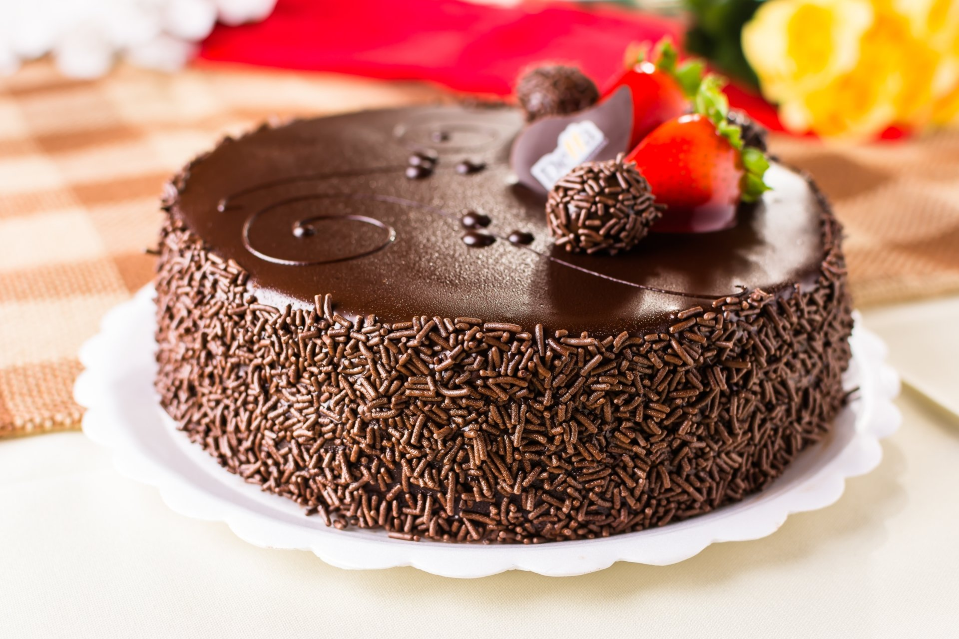 Food - Cake  Pastry Chocolate Wallpaper