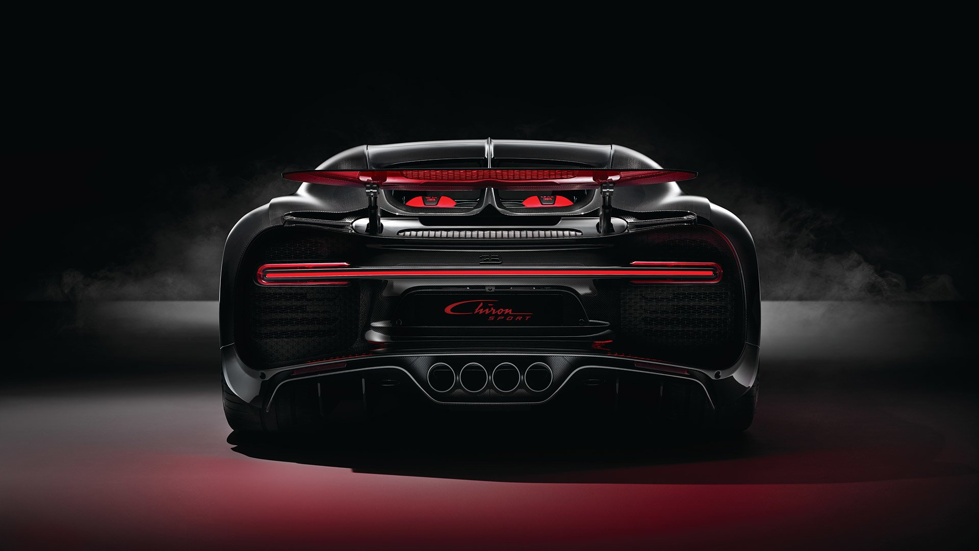 Vehicles - Bugatti Chiron  Bugatti Chiron Sport Sport Car Hypercar Red Car Car Wallpaper