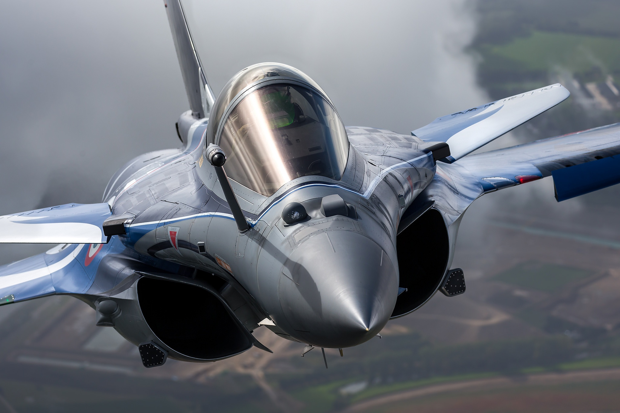 Photo rafale hd
