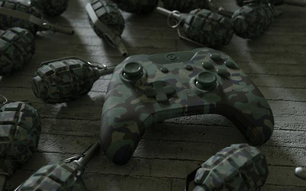 Videojuego Xbox Consolas Microsoft Controller Fondo de pantalla HD | Fondo de Escritorio