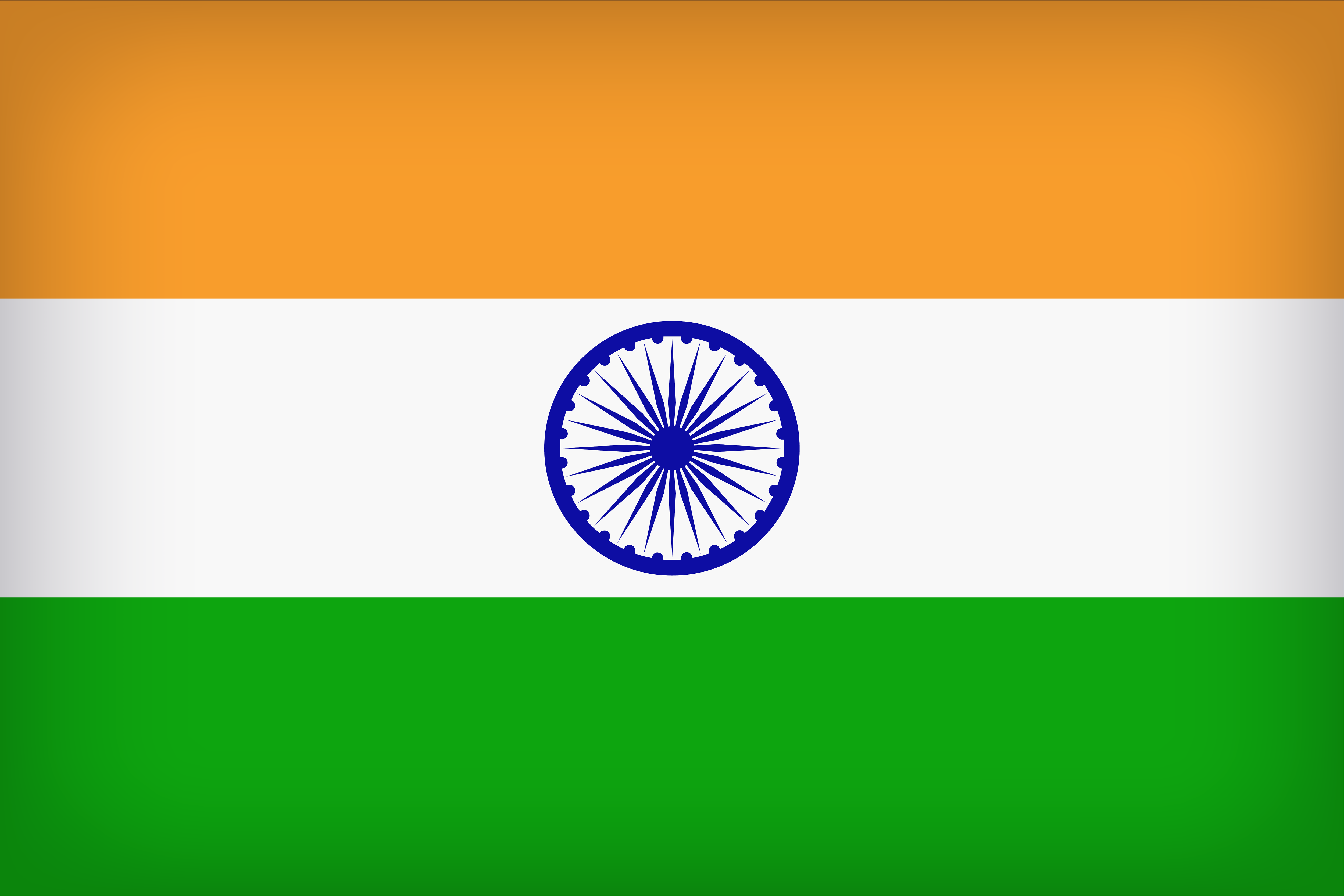 The National Flag Of India 4k Ultra HD Wallpaper