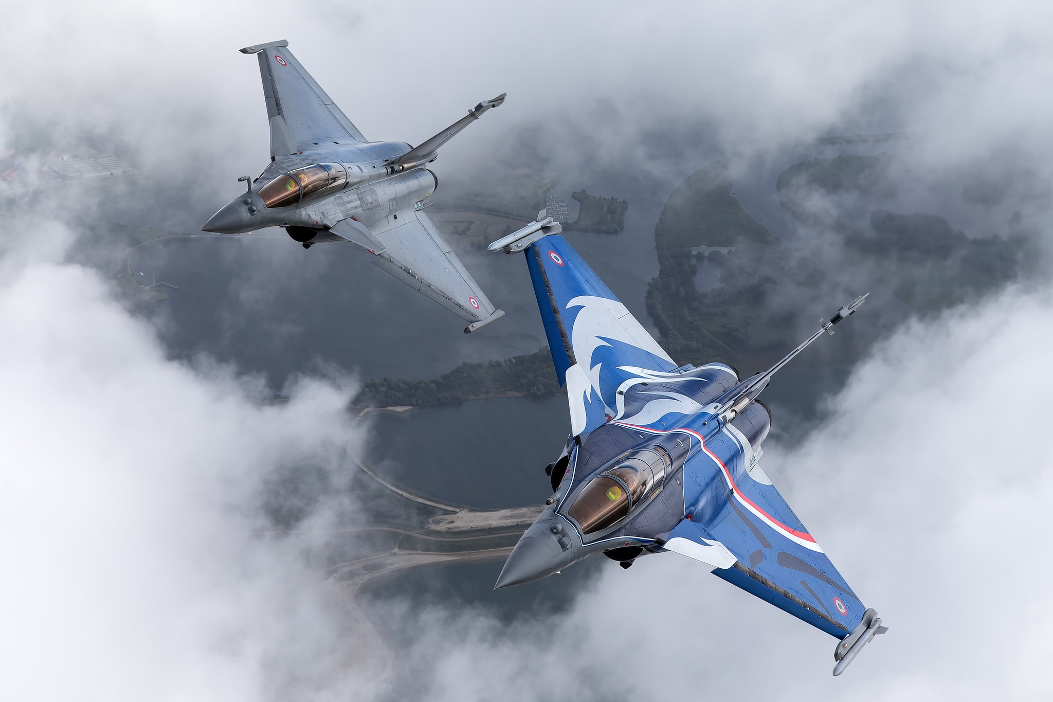 Dassault Rafale HD Wallpaper | Background Image | 2048x1365 | ID:911499 - Wallpaper Abyss