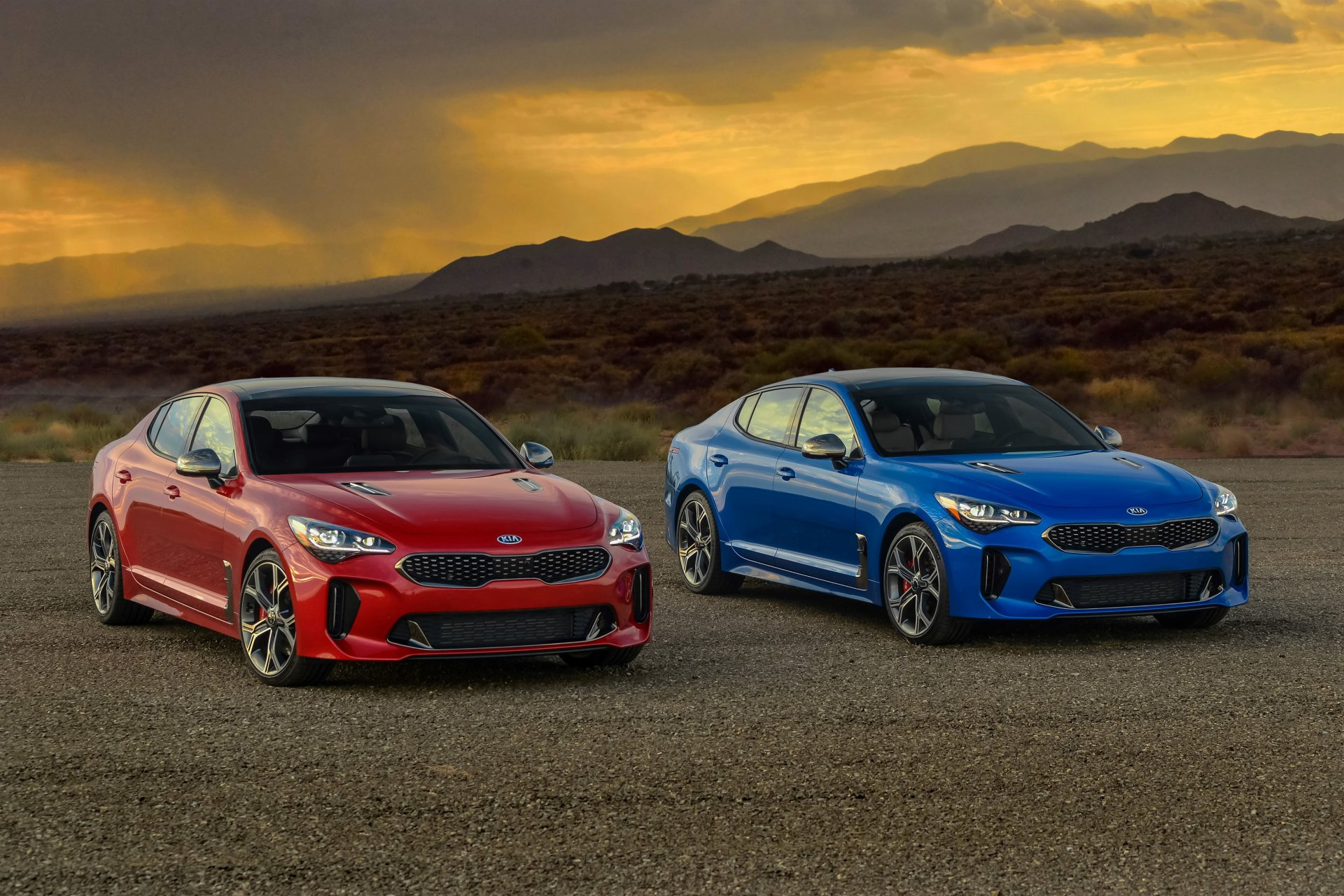 30 Kia Stinger Hd Wallpapers Background Images