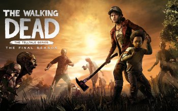 58 Clementine The Walking Dead Hd Wallpapers Background Images
