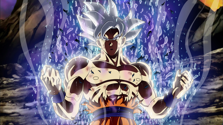 Goku Migatte No Gokui Dominado 5k Retina Ultra Fond Décran Hd