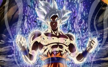 158 Goku Ultra Instinct Fonds D écran Hd Arrière Plans
