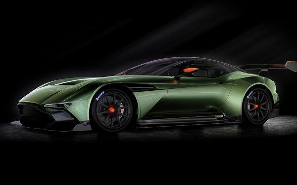 Vehicles Aston Martin Vulcan Aston Martin Hypercar Race Car HD Wallpaper | Background Image