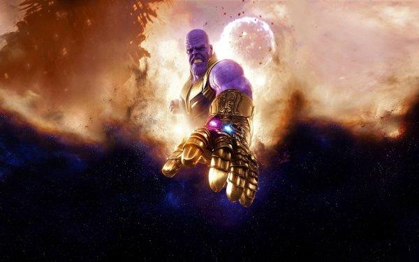 Películas Vengadores: Guerra Infinita Los Vengadores Thanos Fondo de pantalla HD | Fondo de Escritorio
