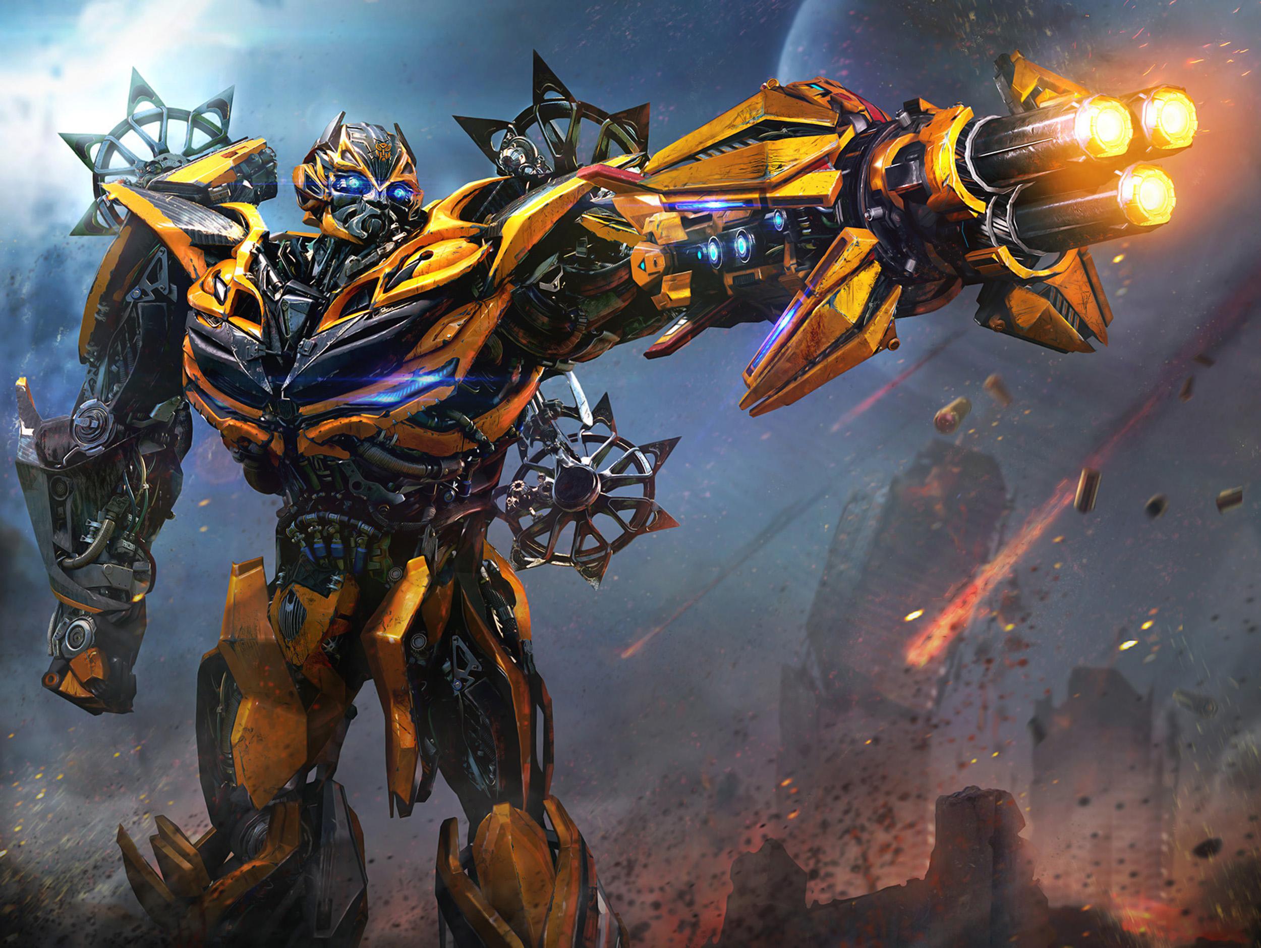 Bumblebee (Transformers) HD Wallpaper