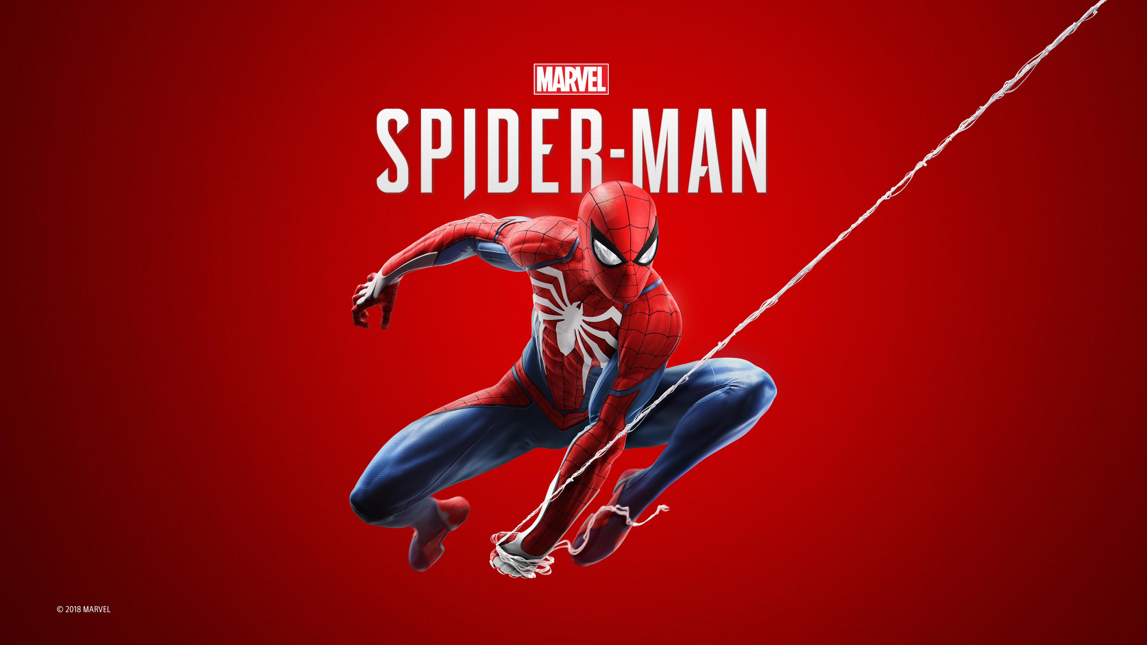 Spider Man Ps4 4k Ultra Fond D Ecran Hd Arriere Plan