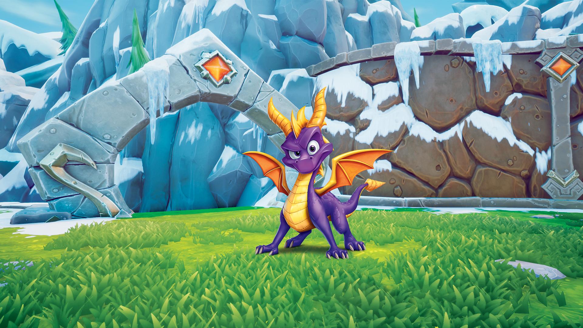 Video Game - Spyro the Dragon  Spyro (Character) Wallpaper