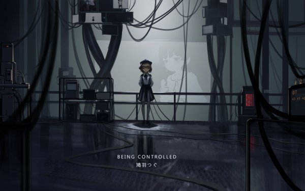 Anime Virtual Youtuber Hatoba Tsugu HD Wallpaper | Background Image