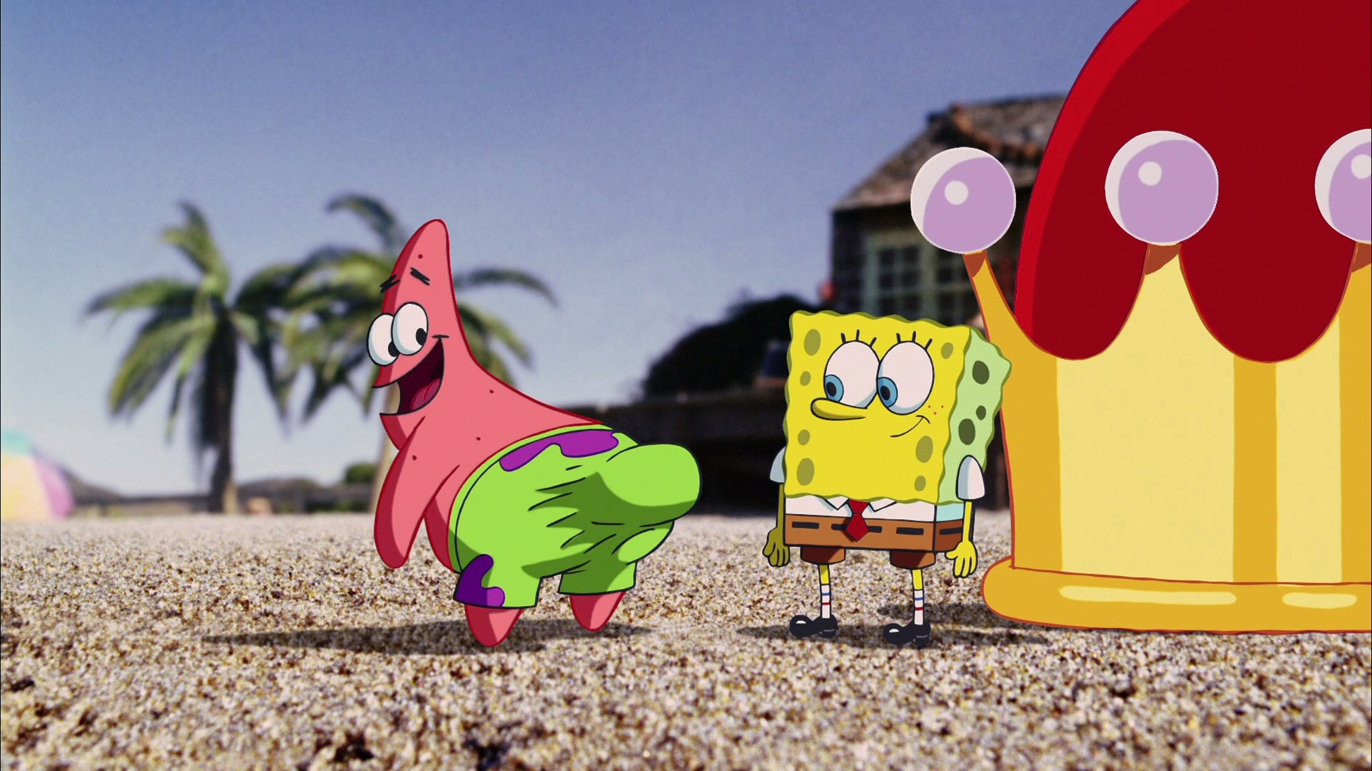 Spongebob Squarepants Hd Wallpaper Background Image 1920x1080