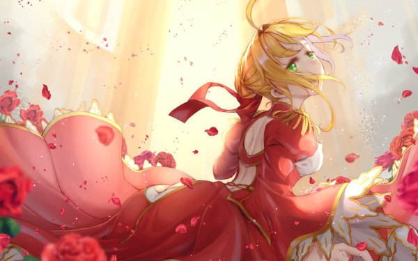 Anime Fate/Grand Order Fate Series Nero Claudius HD Wallpaper | Background Image