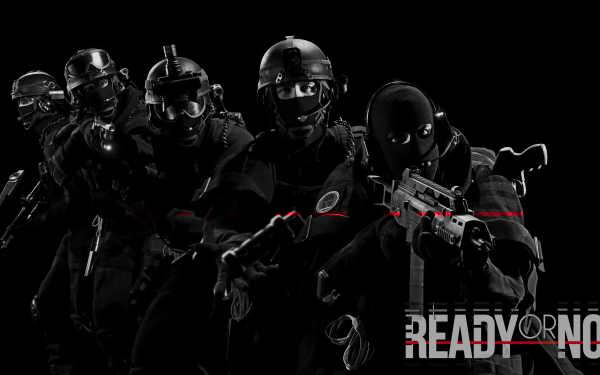 Video Game Ready or Not HD Wallpaper | Background Image