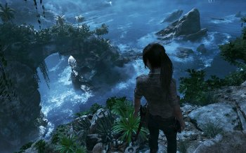 50 Shadow of the Tomb Raider HD Wallpapers | Background Images