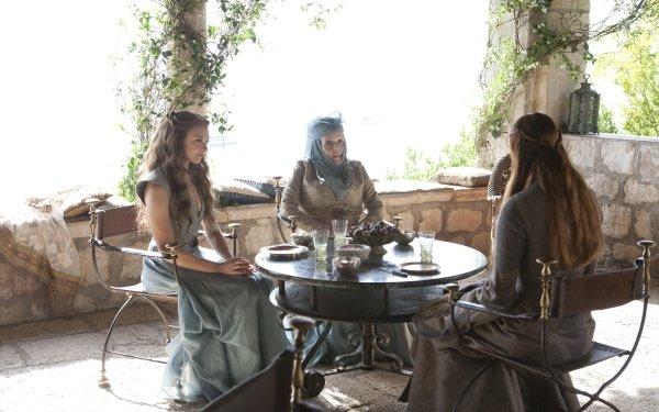 TV Show Game Of Thrones Margaery Tyrell Olenna Tyrell Sansa Stark Natalie Dormer Diana Rigg Sophie Turner HD Wallpaper | Background Image