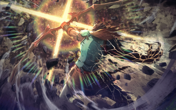 Anime Fate/Grand Order Fate Series Archer Arash HD Wallpaper | Background Image