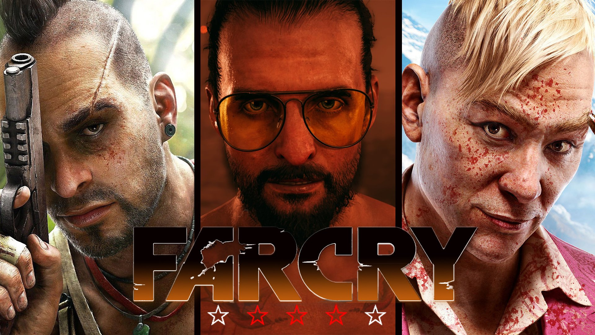 far cry 5 villain wallpaper