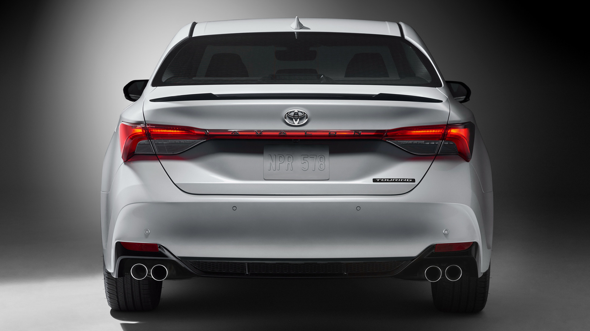 2019 Toyota Avalon Touring Sport Styling HD Wallpaper | Background ...