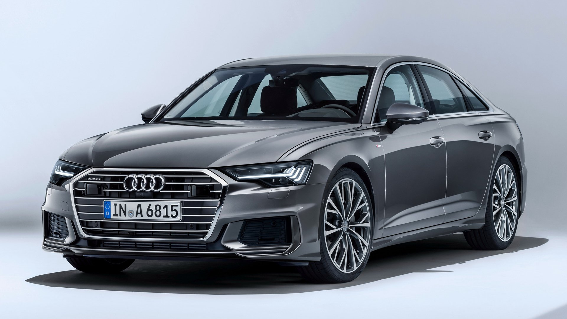 2018 Audi A6 S Line HD Wallpaper   Background Image ...