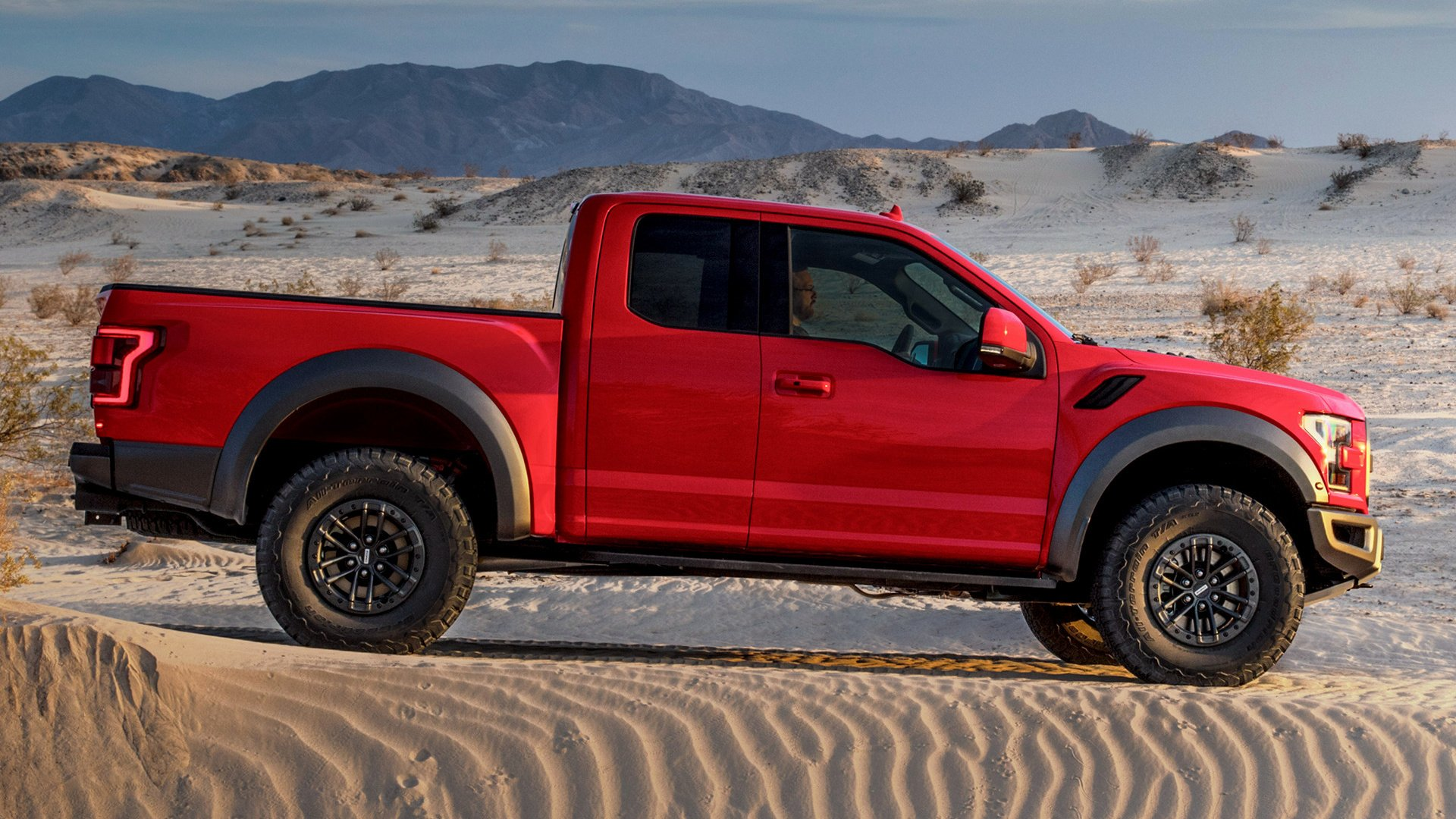 ford   raptor supercab hd wallpaper background image  id