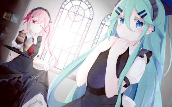 Anime Kantai Collection Yamakaze Harusame HD Wallpaper | Background Image