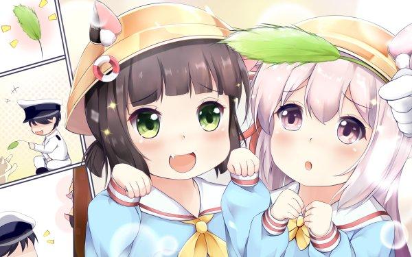 Anime Azur Lane Kisaragi Mutsuki HD Wallpaper   Background Image