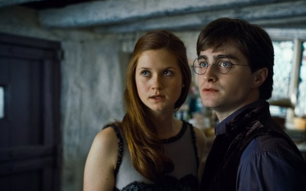 Movie Harry Potter and the Deathly Hallows: Part 1 Harry Potter Ginny Weasley HD Wallpaper | Background Image