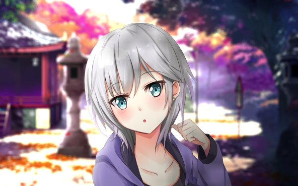 Anime The iDOLM@STER Cinderella Girls THE iDOLM@STER Anastasia HD Wallpaper | Background Image