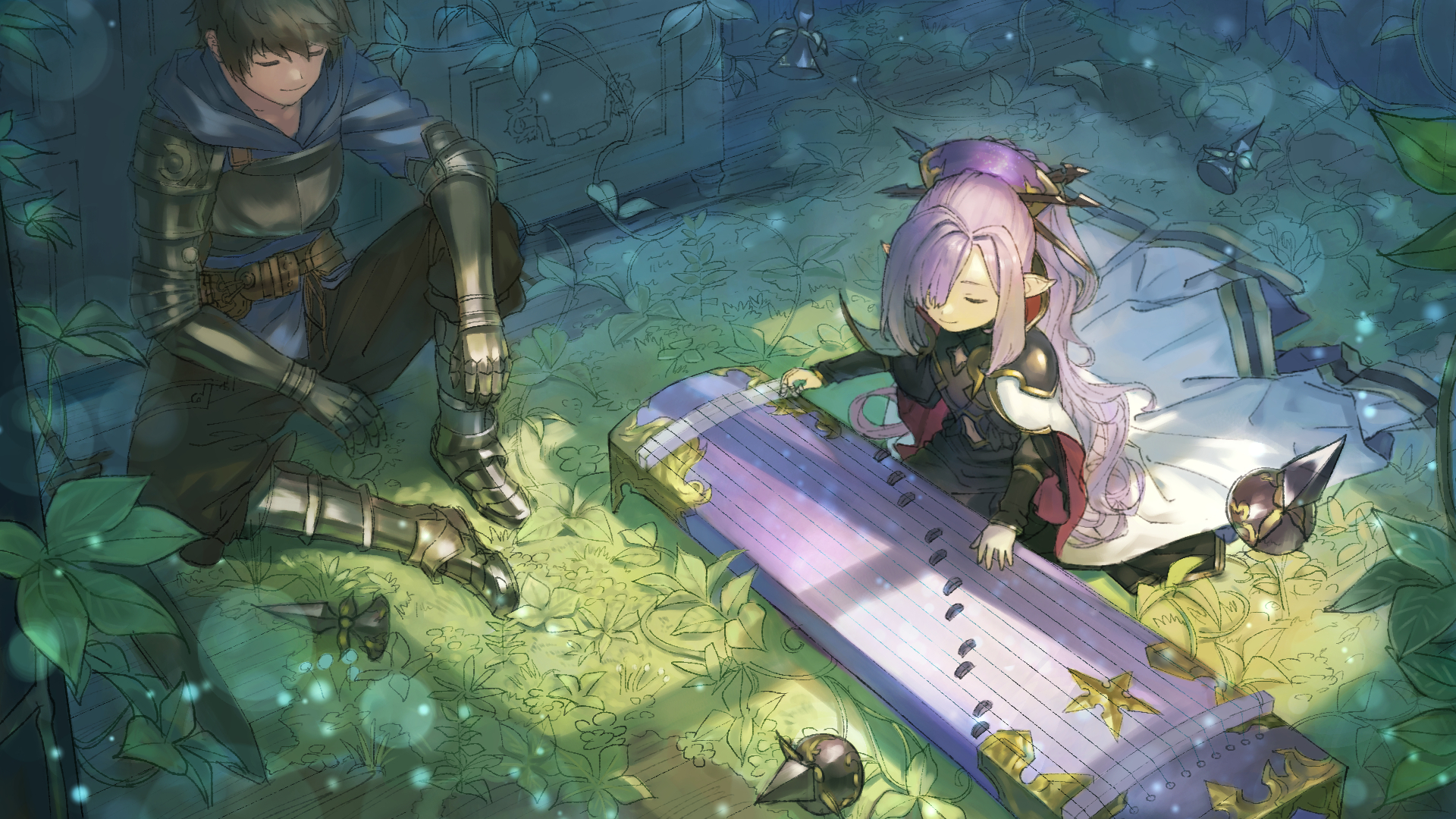 Granblue Fantasy HD Wallpaper | Background Image ...