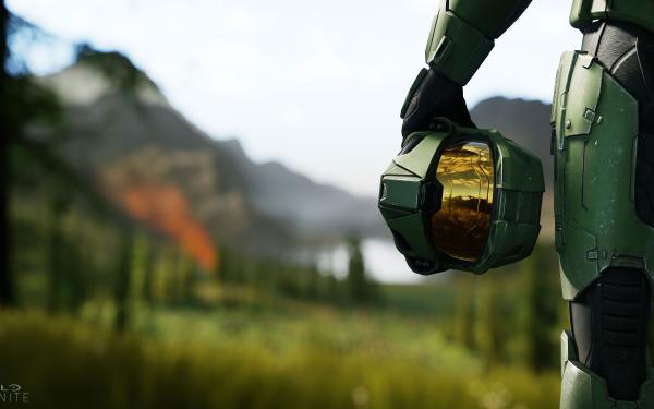 Jeux Vidéo Halo Infinite Halo Master Chief Fond d'écran HD | Image