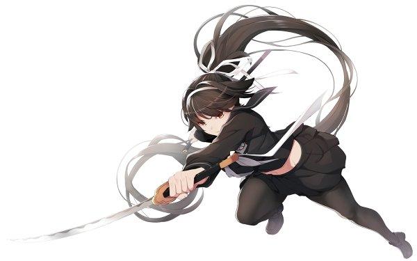 Anime Azur Lane Takao HD Wallpaper | Background Image