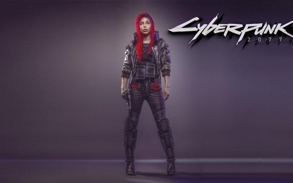 Women Cosplay Cyberpunk 2077 HD Wallpaper | Background Image