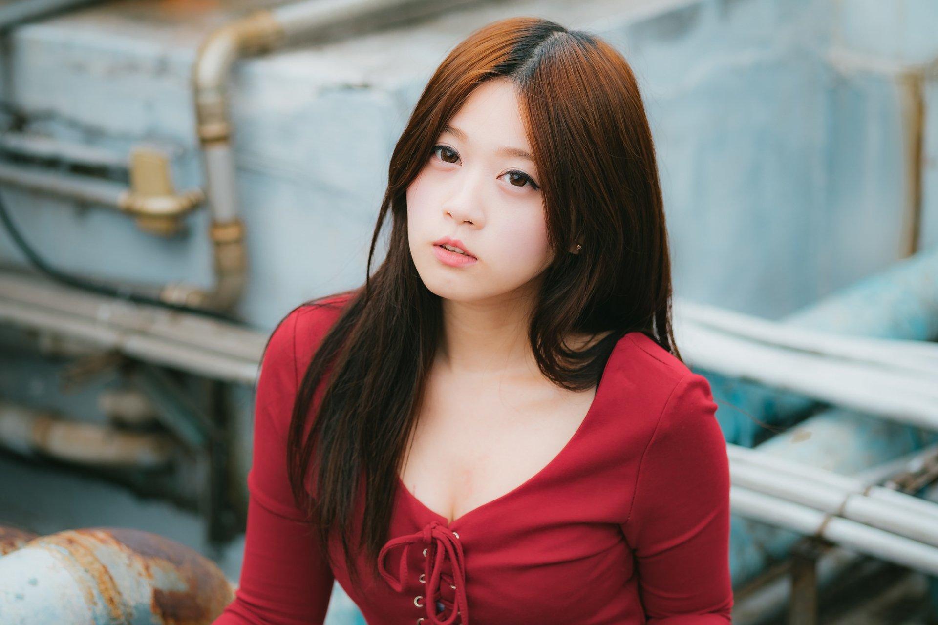 Women  Asian Wallpaper