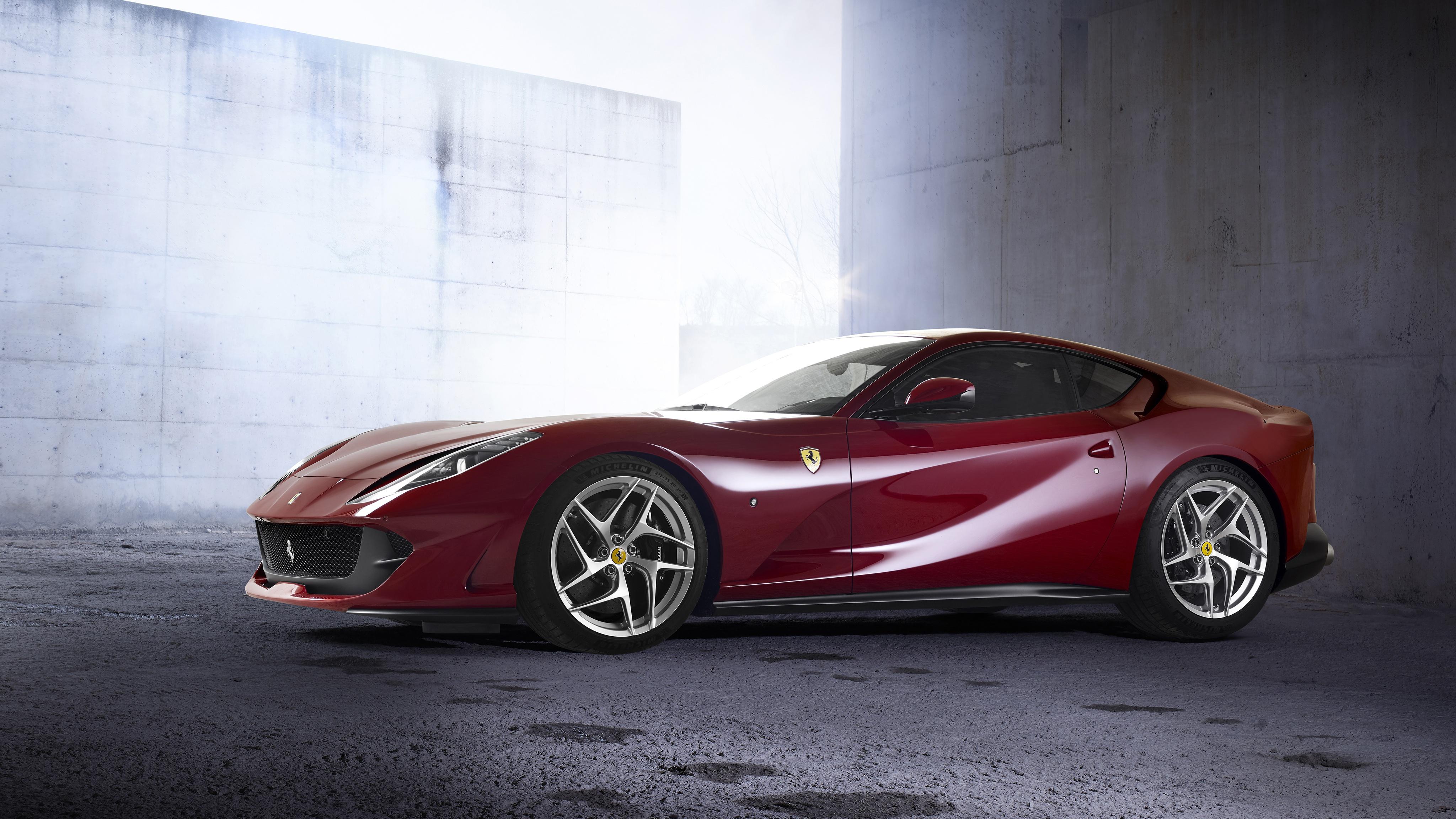 Ferrari 812 Superfast 4k Ultra HD Wallpaper   Background ...