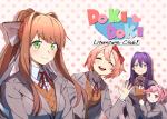 Preview Doki Doki Literature Club!