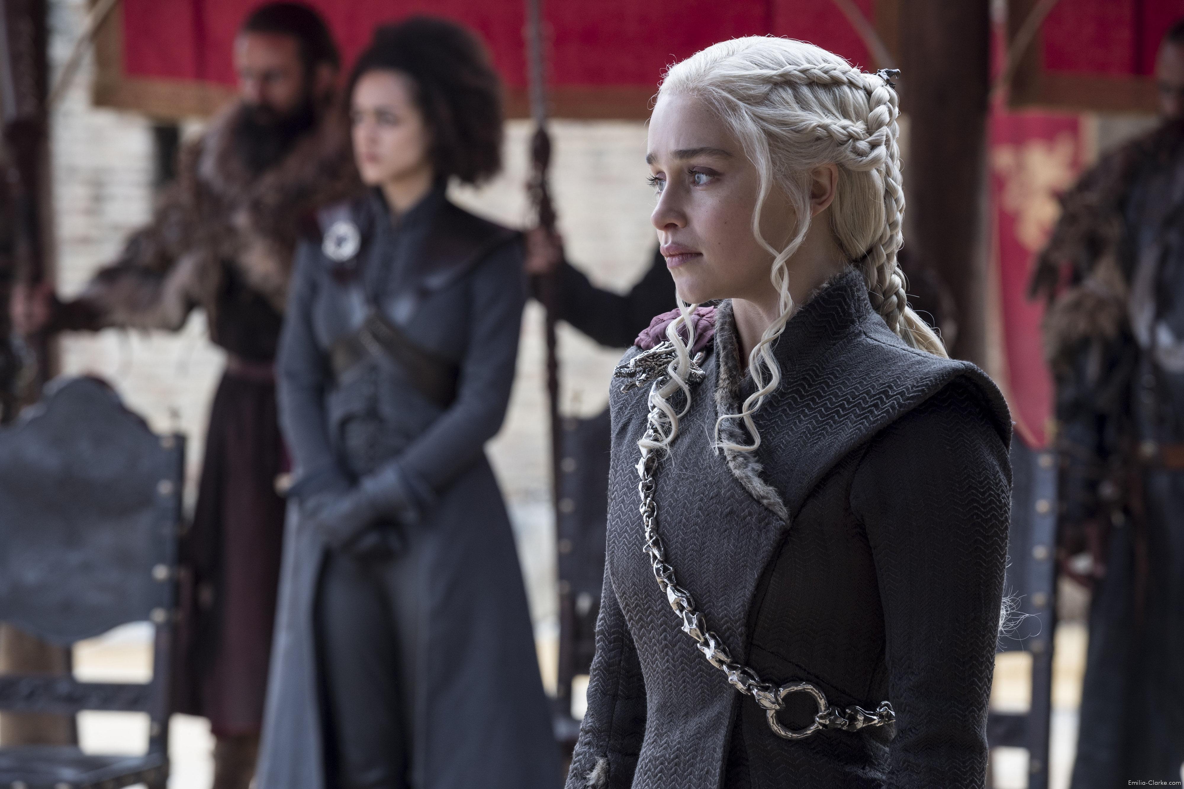 Daenerys Targaryen 4k Ultra Hd Wallpaper Background Image