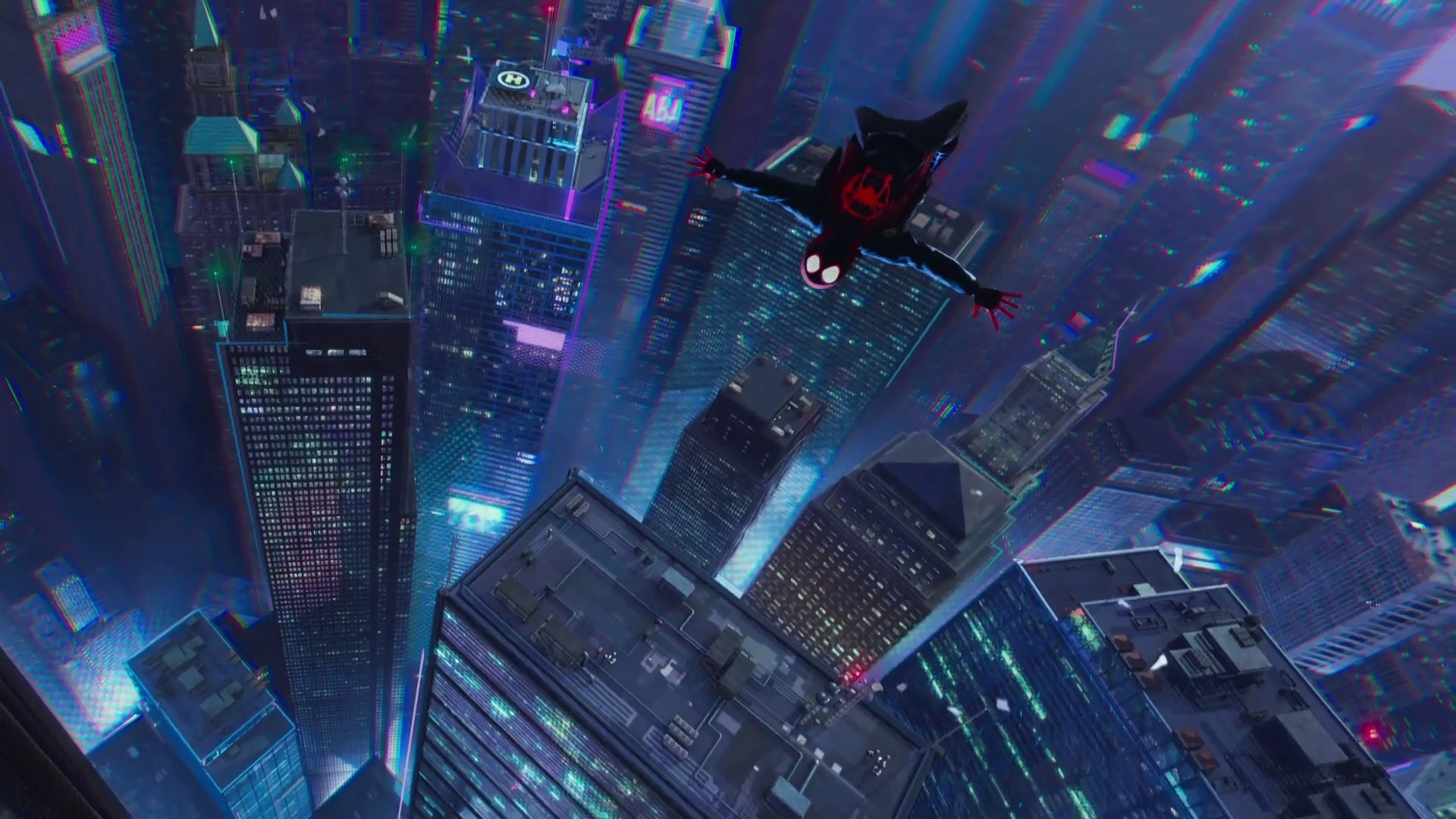 212 Spider-Man: Into The Spider-Verse HD Wallpapers | Background Images - Wallpaper Abyss - Page 2