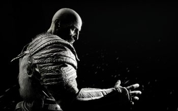 38 4k Ultra Hd Kratos God Of War Wallpapers Background