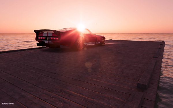 Video Game The Crew 2 Ford HD Wallpaper   Background Image