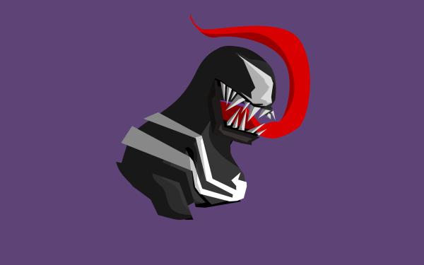 Comics Venom Spider-Man: Homecoming HD Wallpaper | Background Image