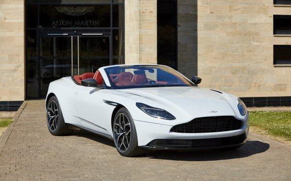 Vehicles Aston Martin DB11 Aston Martin Car White Car Grand Tourer Cabriolet HD Wallpaper   Background Image