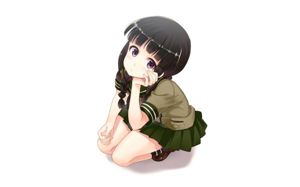 Anime Kantai Collection Girl Kitakami HD Wallpaper   Background Image