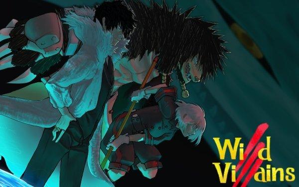 Anime My Hero Academia Curator Bearhead Zookeeper HD Wallpaper | Background Image