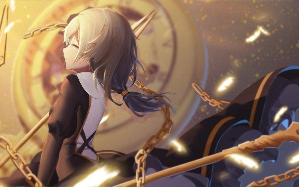 Anime Benghuai Xueyuan Theresa Apocalypse HD Wallpaper   Background Image