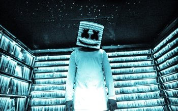 40 Marshmello HD Wallpapers | Background Images - Wallpaper