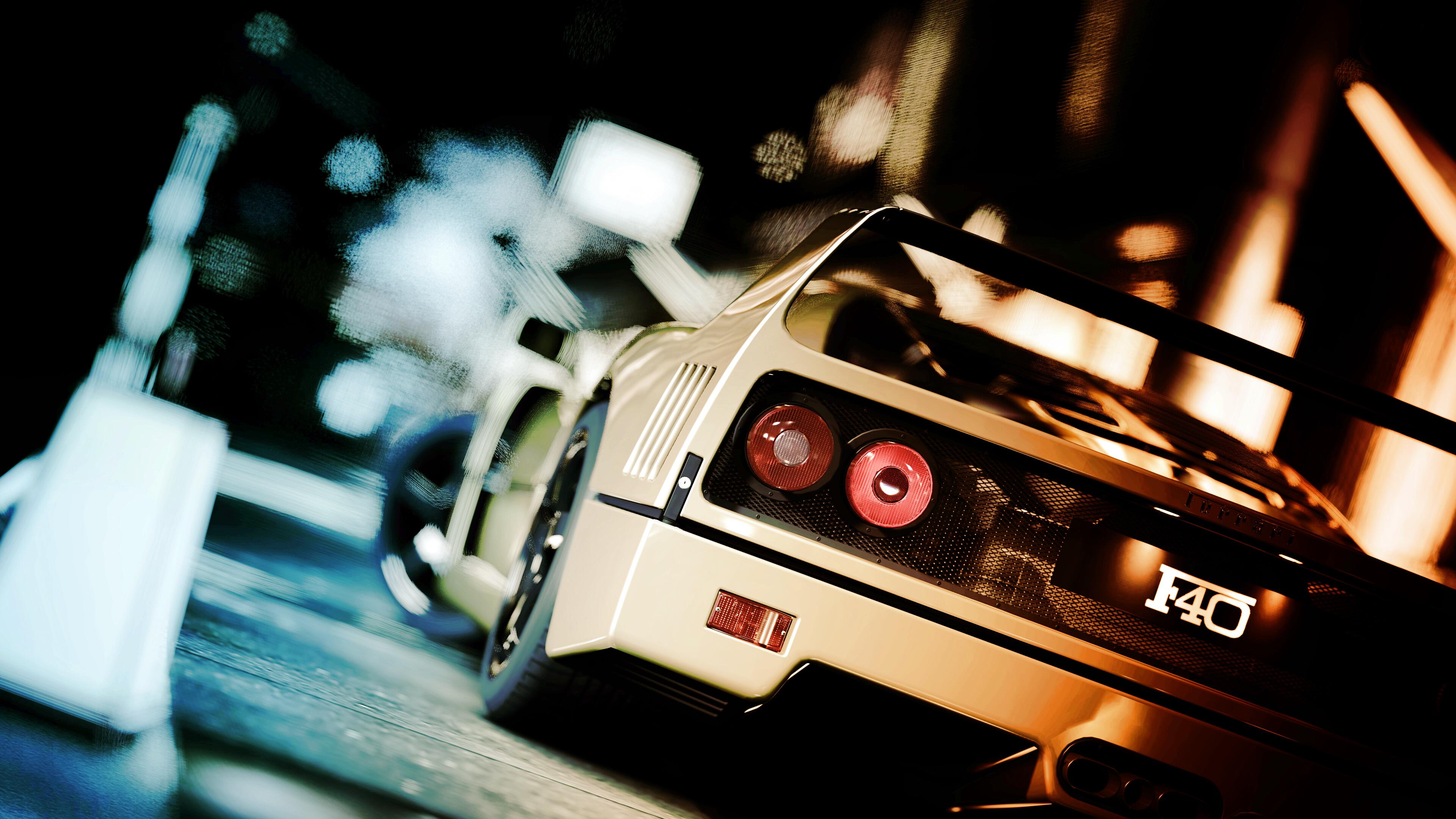 Gran Turismo 4k Ultra Hd Wallpaper Background Image 3840x2160