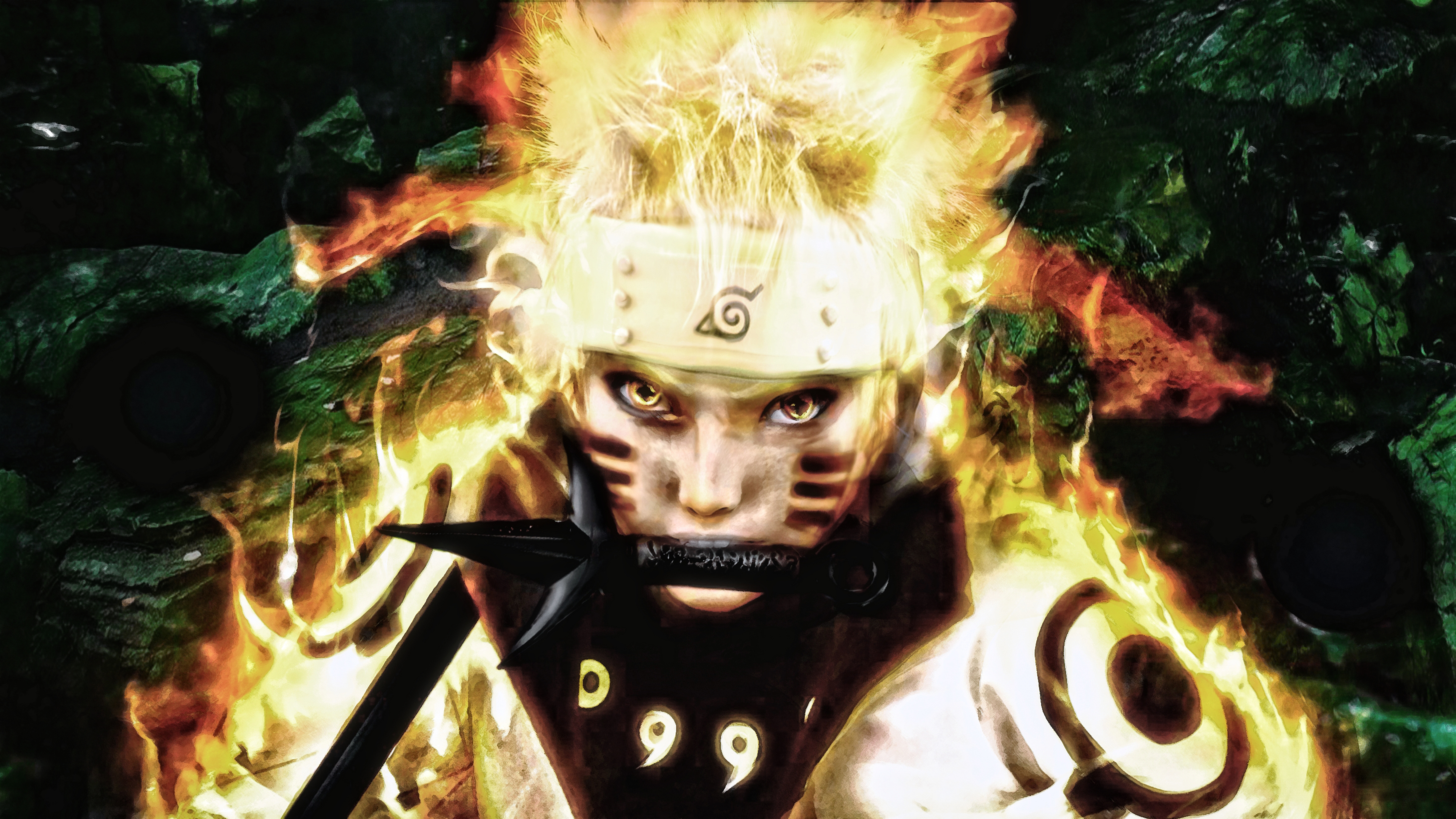 Naruto 4k Ultra Hd Wallpaper Background Image 4920x2768